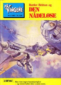 Cover Thumbnail for På Vingene (Serieforlaget / Se-Bladene / Stabenfeldt, 1963 series) #5/1982