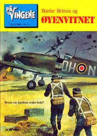 Cover Thumbnail for På Vingene (Serieforlaget / Se-Bladene / Stabenfeldt, 1963 series) #8/1982