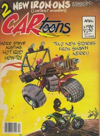 Cover Thumbnail for CARtoons (Petersen Publishing, 1961 series) #[153]