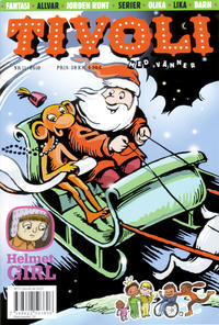 Cover Thumbnail for Tivoli med vänner (Positiv Förlag, 2009 series) #11/2010