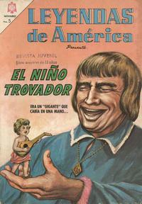 Cover Thumbnail for Leyendas de América (Editorial Novaro, 1956 series) #122