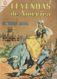 Cover Thumbnail for Leyendas de América (Editorial Novaro, 1956 series) #123