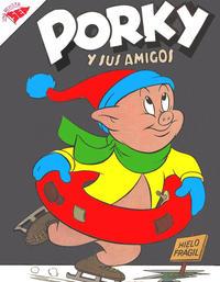 Cover Thumbnail for Porky y sus Amigos (Editorial Novaro, 1951 series) #45