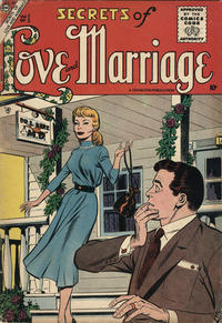 Cover Thumbnail for Secrets of Love and Marriage (Charlton, 1956 series) #3