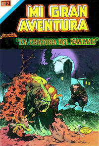 Cover Thumbnail for Mi Gran Aventura Serie Avestruz (Editorial Novaro, 1975 series) #4