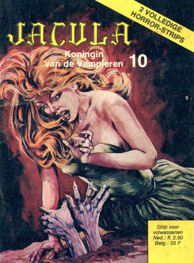 Cover for Jacula (De Vrijbuiter; De Schorpioen, 1973 series) #10