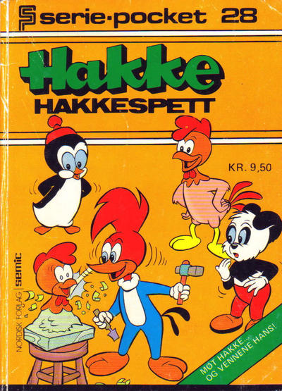 Cover for Serie-pocket (Semic, 1977 series) #28
