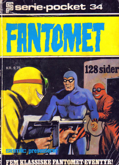 Cover for Serie-pocket (Semic, 1977 series) #34