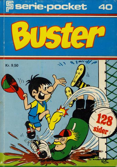 Cover for Serie-pocket (Semic, 1977 series) #40