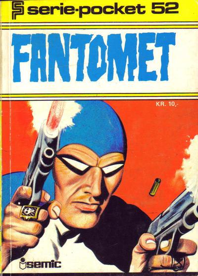 Cover for Serie-pocket (Semic, 1977 series) #52