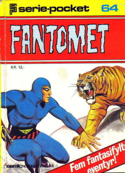 Cover for Serie-pocket (Semic, 1977 series) #64