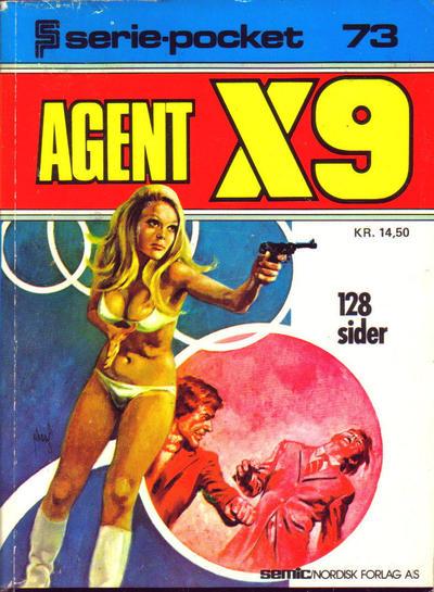 Cover for Serie-pocket (Semic, 1977 series) #73