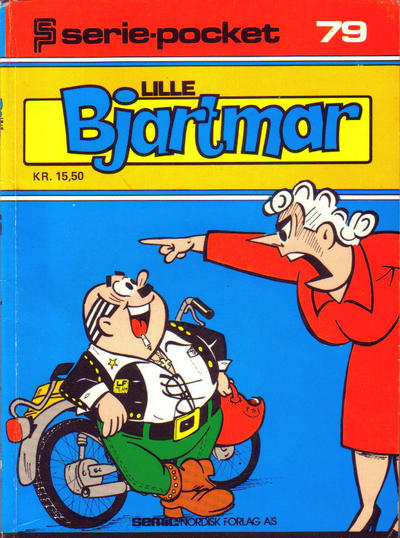 Cover for Serie-pocket (Semic, 1977 series) #79