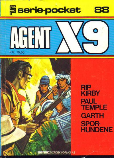Cover for Serie-pocket (Semic, 1977 series) #88