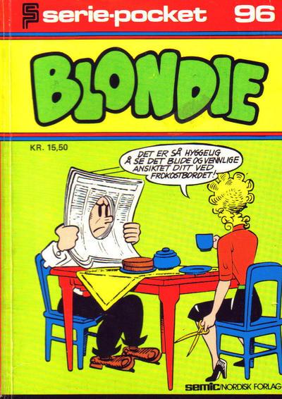 Cover for Serie-pocket (Semic, 1977 series) #96