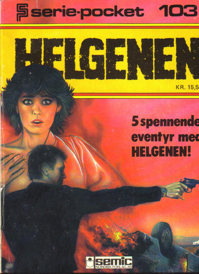 Cover for Serie-pocket (Semic, 1977 series) #103