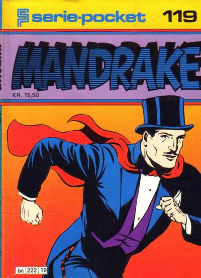Cover for Serie-pocket (Semic, 1977 series) #119