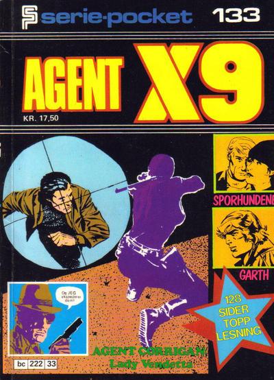 Cover for Serie-pocket (Semic, 1977 series) #133