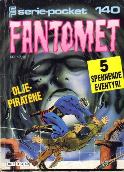 Cover for Serie-pocket (Semic, 1977 series) #140