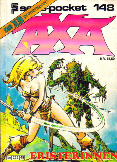 Cover for Serie-pocket (Semic, 1977 series) #148
