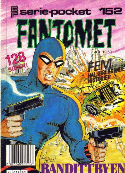 Cover for Serie-pocket (Semic, 1977 series) #152