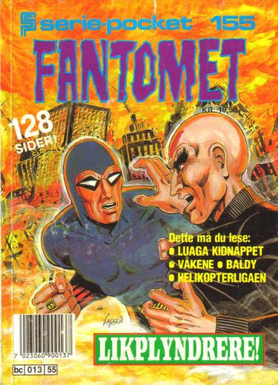 Cover for Serie-pocket (Semic, 1977 series) #155