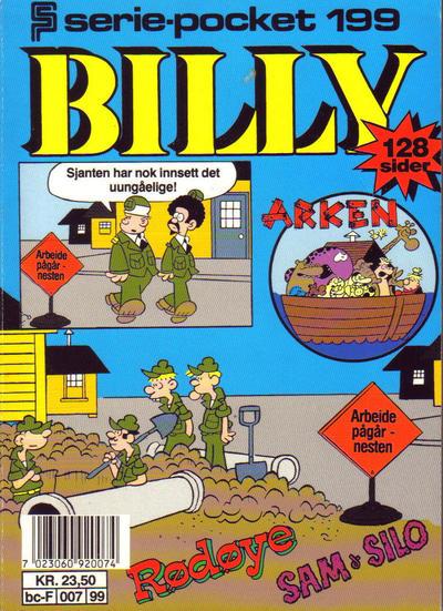 Cover for Serie-pocket (Semic, 1977 series) #199
