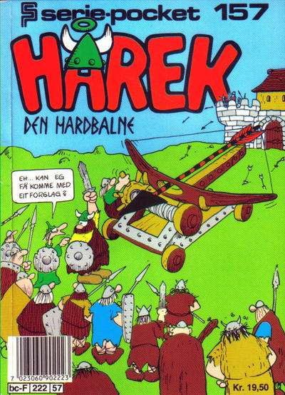 Cover for Serie-pocket (Semic, 1977 series) #157