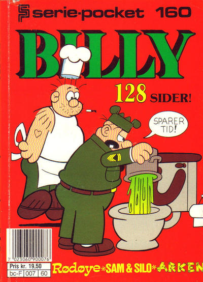 Cover for Serie-pocket (Semic, 1977 series) #160