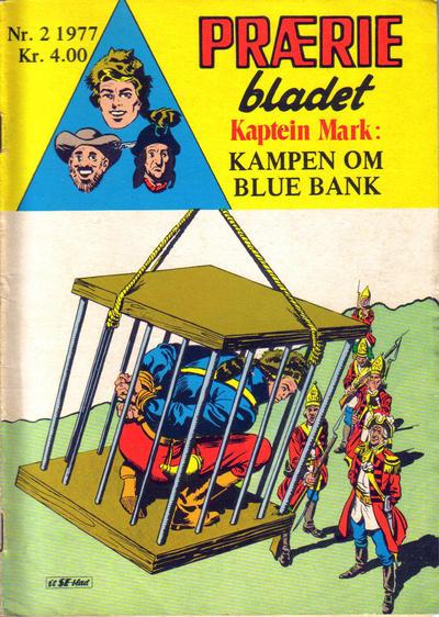Cover for Præriebladet (Serieforlaget / Se-Bladene / Stabenfeldt, 1957 series) #2/1977