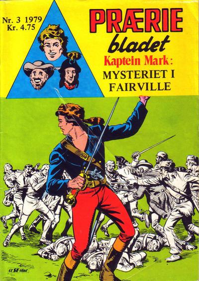 Cover for Præriebladet (Serieforlaget / Se-Bladene / Stabenfeldt, 1957 series) #3/1979