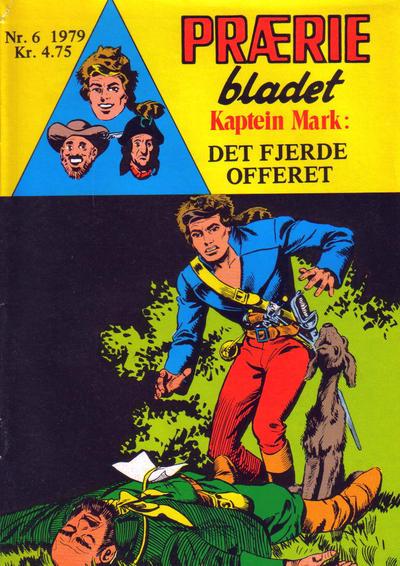Cover for Præriebladet (Serieforlaget / Se-Bladene / Stabenfeldt, 1957 series) #6/1979