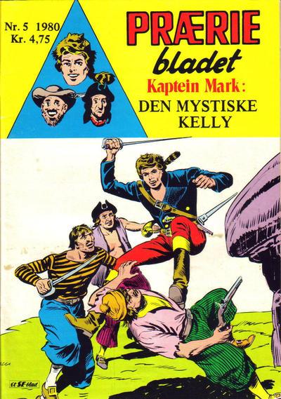 Cover for Præriebladet (Serieforlaget / Se-Bladene / Stabenfeldt, 1957 series) #5/1980