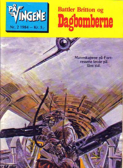 Cover for På Vingene (Serieforlaget / Se-Bladene / Stabenfeldt, 1963 series) #2/1984