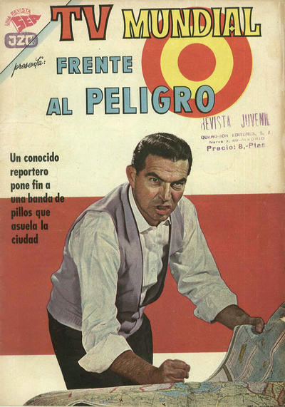 Cover for TV Mundial (Editorial Novaro, 1962 series) #5