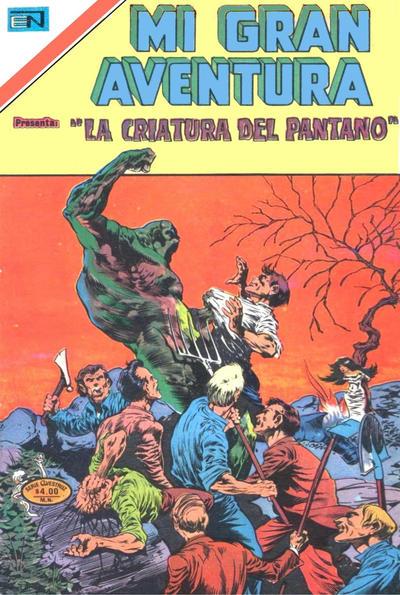 Cover for Mi Gran Aventura Serie Avestruz (Editorial Novaro, 1975 series) #5
