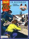 Cover for Maxi Tex (Hjemmet / Egmont, 2008 series) #17 - Proteus; Dødssporet