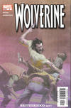 Cover for Wolverine (Marvel, 2003 series) #5 [Direct Edition]
