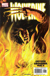 Cover for Wolverine (Marvel, 2003 series) #8