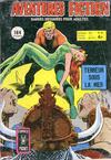 Cover for Aventures Fiction (Arédit-Artima, 1966 series) #46