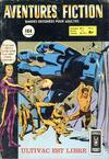 Cover for Aventures Fiction (Arédit-Artima, 1966 series) #42