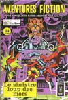 Cover for Aventures Fiction (Arédit-Artima, 1966 series) #37
