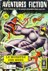 Cover for Aventures Fiction (Arédit-Artima, 1966 series) #35