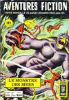 Cover for Aventures Fiction (Arédit-Artima, 1966 series) #35