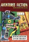 Cover for Aventures Fiction (Arédit-Artima, 1966 series) #41