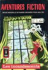 Cover for Aventures Fiction (Arédit-Artima, 1966 series) #38