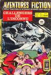 Cover for Aventures Fiction (Arédit-Artima, 1966 series) #33