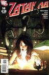 Cover for Zatanna (DC, 2010 series) #14