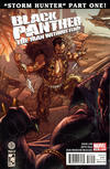 Cover for Black Panther: The Man Without Fear (Marvel, 2011 series) #519