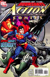 Cover for Action Comics (DC, 1938 series) #902 [Jon Bogdanove Cover]